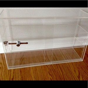 Jewelry display case for sale